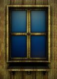 木老的视窗 向量例证