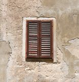 木老的视窗 图库摄影
