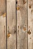 木老纹理的墙壁 图库摄影