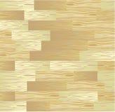 木背景木条地板无缝的向量 免版税图库摄影