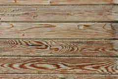 木背景的板条 免版税库存图片
