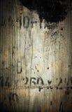 木脏的被弄脏的纹理 库存照片