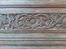 木艺术 免版税库存照片
