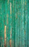 木被绘的纹理 在木墙壁上的削皮油漆 免版税图库摄影