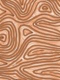 木被绘的背景 向量例证