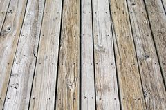 木装饰和螺丝纹理  免版税库存图片
