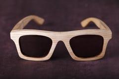 木装饰玻璃 免版税库存照片