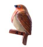 木质的鸟 库存照片