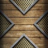 木金属 库存图片