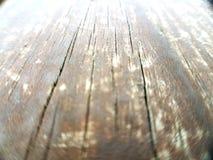 木长凳 库存图片