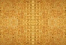 木陶瓷锦砖背景 免版税库存图片