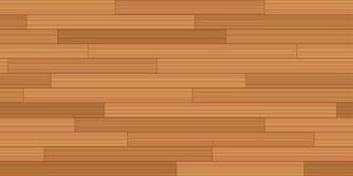 木难倒的Woodstrip木条地板无缝的背景 库存例证