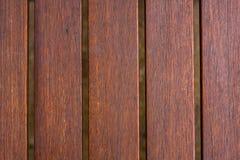 木黑暗的板条 库存图片
