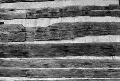木头和膏药 免版税图库摄影