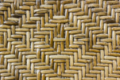 木织法纹理 免版税库存照片
