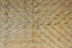 木织法纹理 免版税图库摄影