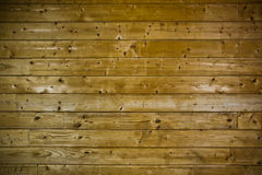 木头的褐色接近的纹理 抽象背景 图库摄影