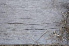 木头背景板  免版税库存照片