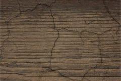 木破裂的难看的东西背景 库存照片