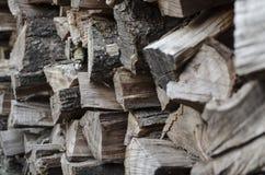 木柴, 免版税库存照片