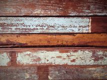 木demaged楼层grunge纹理的木头 库存照片