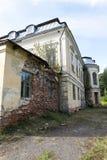 未使用的古老宫殿 库存照片