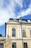 未使用的古老宫殿 图库摄影