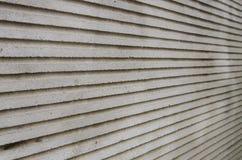 未加工的混凝土墙 免版税库存照片