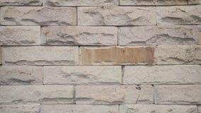 未加工的砖瓦片样式墙纸  免版税库存图片