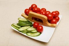 未加工的蔬菜 免版税图库摄影