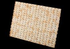 未发酵的面包犹太面包 免版税库存照片