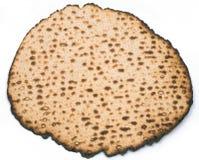 未发酵的面包,被隔绝 库存图片