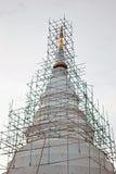 未完成的塔 免版税库存照片