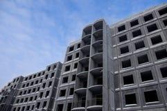 未完成的大厦 免版税库存图片