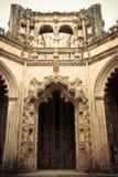 未完成的大教堂 免版税库存照片