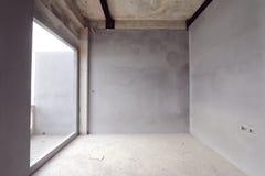 未完成的室建设中 免版税库存图片