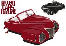 未来汽车8 库存照片