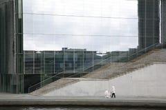 未来派的柏林 免版税库存图片