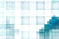 未来派抽象的背景 免版税图库摄影