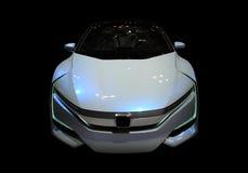 未来派的汽车 免版税库存图片