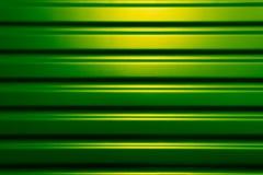 未来派绿色金属纹理 库存图片