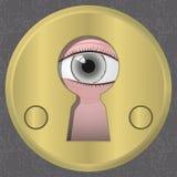监视 免版税库存图片