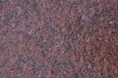 未磨光的花岗岩 免版税库存图片