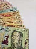 未组织起来不同的衡量单位,背景和纹理阿根廷钞票  库存图片