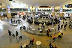 本古理安机场-以色列 图库摄影