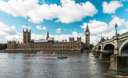 本大伦敦议会 伦敦,英国 库存照片