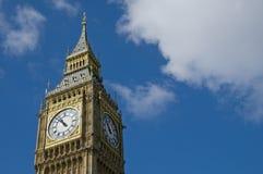 本大伦敦 免版税库存图片