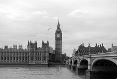 本大伦敦 库存图片