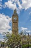 本大房子伦敦议会 库存照片