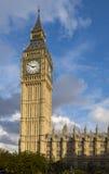 本大clocktower 库存图片